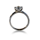 Versailles 0.35ct W/SI