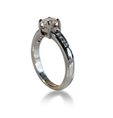 Cannes 0.57ct W/SI
